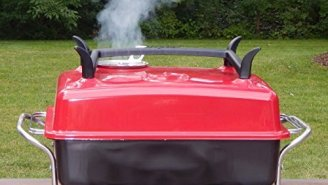 The Raptor Grill – The Ultimate Tailgating Grill – Is Only $69.99 Right Now (Nice)