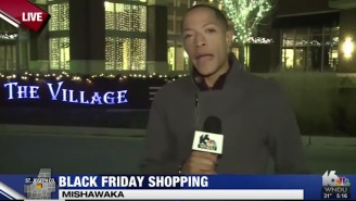 This Reporter's Pissed-Off Rant About A Lack Of Black Friday Shoppers Is One Of The Best Things Ever