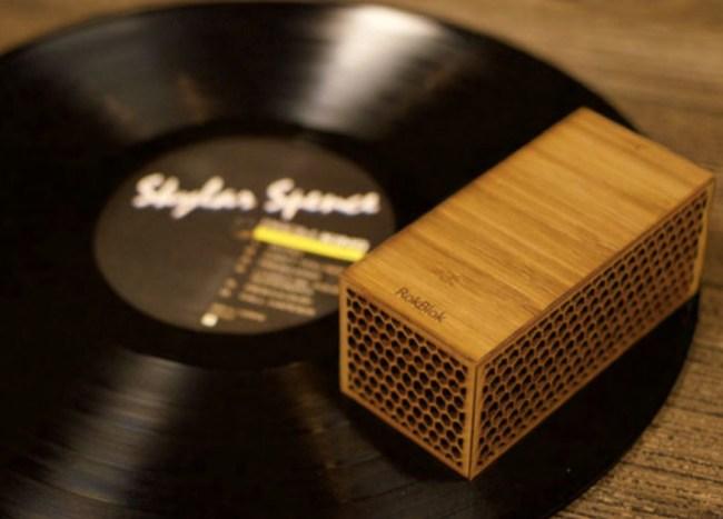 RokBlok World's Smallest Record Player
