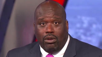 Shaq Admits He Was Responsible For Unleashing Boy Bands On The World In The 90s