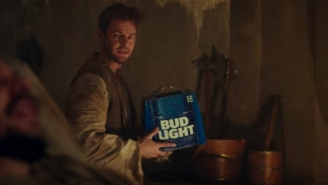 Bud Light Just Released A New Dilly Dilly Commercial About The Pit Of Misery