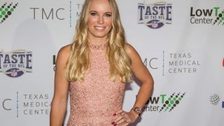 Sorry Bros, Caroline Wozniacki Got Engaged To NBA Player David Lee