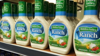 2017 Isn't All Bad Because You Can Now Buy An Entire Keg Full Of Ranch Dressing