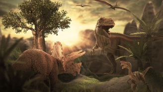 Unlucky Dinosaurs Might Still Be Alive Today Had Earth-Altering Asteroid Struck Somewhere Else