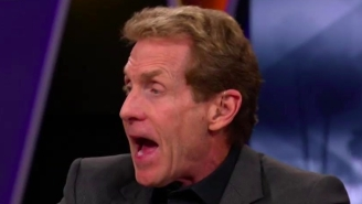 Skip Bayless Got Dragged When Arizona Lost In The First Round Of The NCAA Tournament After He Picked Them To Win It All