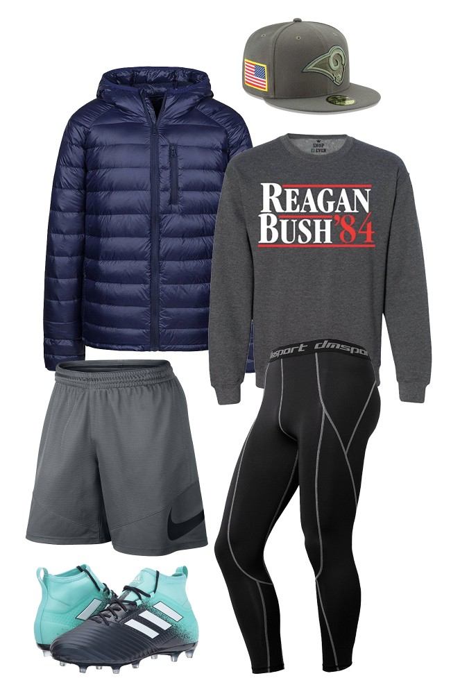 Steal This Look Backyard Football Large