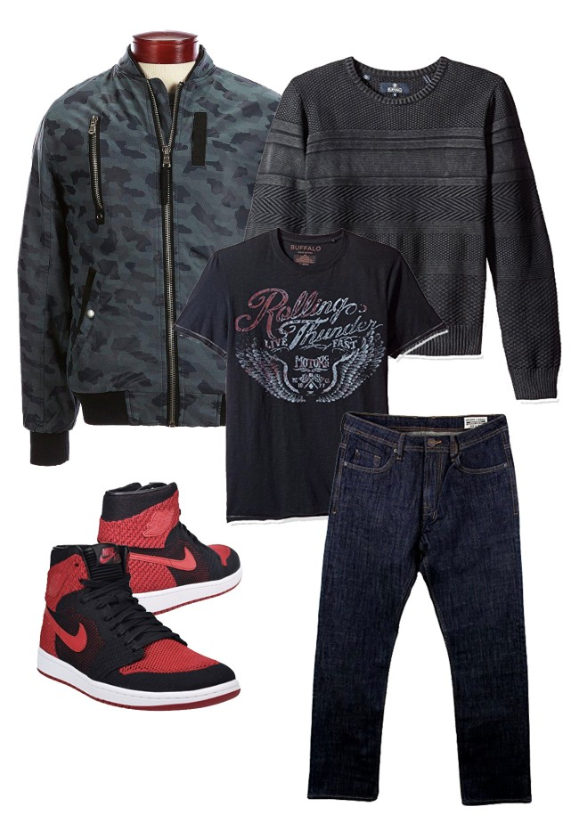 Steal This Look Late Night Large