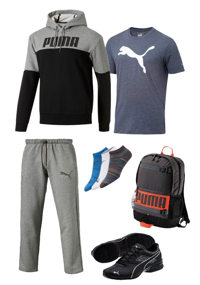 Steal This Look Puma Large