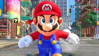 Nintendo Is Making A 'Super Mario Bros.' Movie For All Your Nostalgia Needs