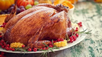 A Restaurant In NYC Is Selling A Vodka-Infused Turkey For Thanksgiving