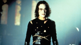 Jason Momoa Teases Upcoming 'The Crow' Reboot And He Is Excited