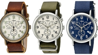 Timex Watch Sale: Get A New Watch For Less Than Dinner And A Movie