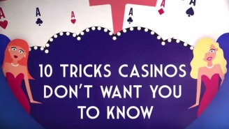10 Tricks Casinos Really Don't Want You To Know, But We're Going To Share Them With You Anyway