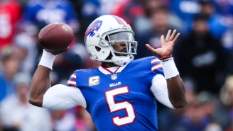 Bills QB Tyrod Taylor Gets Skewered After Pleading With Fans To Send Him To The Pro Bowl