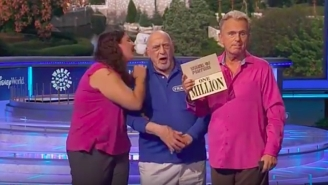 Man Loses $1 Million 'Wheel Of Fortune' Puzzle In Gut-Wrenching Fashion