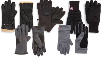 5 Winter Gloves To Buy Right Now Because Last Year's Pair Are Lost