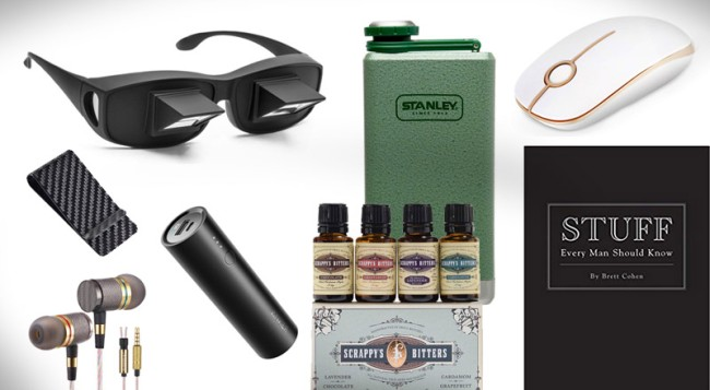 25 Unique Last Minute Gifts And Stocking Stuffers For Guys Under $20