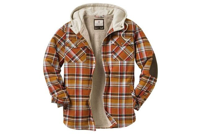 Best Mens Flannels on Amazon