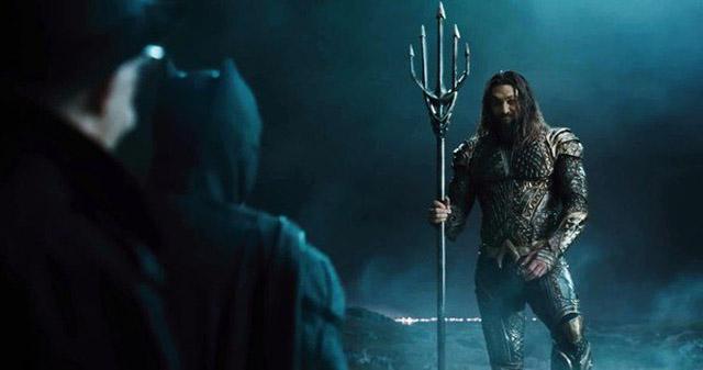 Aquaman Momoa Revised DC Film Lineup
