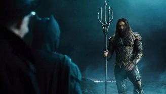 Jason Momoa's Even More Jacked In 'Aquaman' Movie, Plus DC Releases New Film Lineup, Minus Some Titles