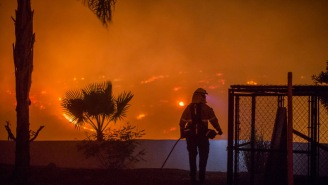 Astronauts And NASA Have Been Sharing Photos From Space Showing The Immensity Of The California Wildfires