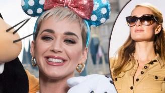 Katy Perry's Disney Visit, Paris Hilton's Scary AF Bodyguards Lead Today's Best Celebrity Instagrams