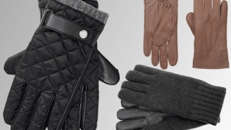 5 Best Gloves For Men Who Want To Stay Warm In Style