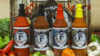 This Hot Sauce Gift Set Is A Fuego Last-Minute Gift Idea