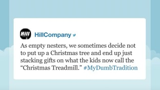 People Shared Their Most Outrageous Christmas Traditions With The Hashtag #MyDumbTradition