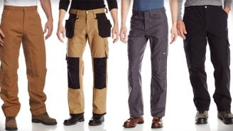 The 15 Best Pairs Of Work Pants To Help Make Sure You Get The Job Done Right
