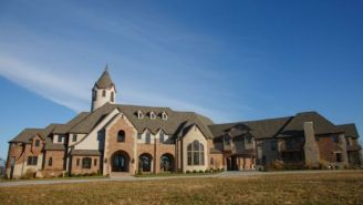 Cole Hamels, Wife Pull Bro Move Of The Year, Donate $9.4 Million Mansion To Charity