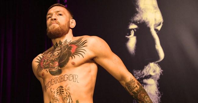 Conor McGregor Plans Fighting 2018