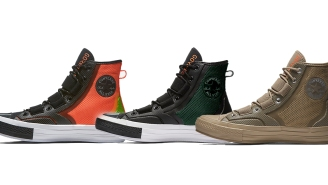 Converse Urban Utility Chuck 70 Are The Perfect Hiker And Sneaker Hybrid For Winter