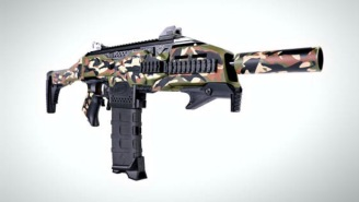 Get Ready For Battle With These Badass Custom Nerf Guns