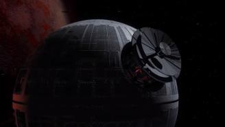 Fan-Made 'Star Wars' Death Star Construction Timelapse Is Oddly Satisfying