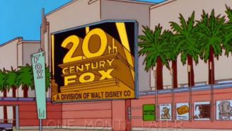Disney Buying Most Of 21st Century Fox For $52 Billion And Of Course 'The Simpsons' Predicted It