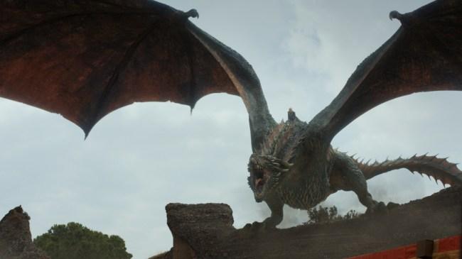 Drogon Game of Thrones Emilia Clarke