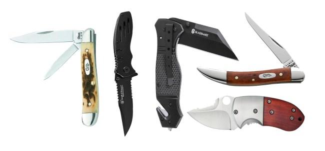 EDC Knives Under 40
