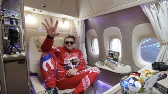 New Emirates First Class Suite Is More Luxurious Than Your Grandparent's Condo At The Ritz