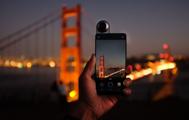Essential Phone And Camera