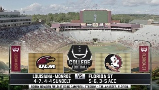 FSU's Stadium Is Embarrassingly Empty For Final Home Game Of The Season After Jimbo Fisher Exit