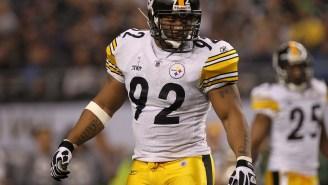 This Steelers Fan's Brutal James Harrison Rant Encapsulates The Devastation Of A Franchise