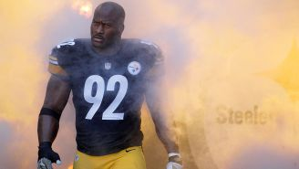 Report: James Harrison Frequently Skipped Steelers Practice, Would Fall Asleep And Snore During Team Meetings