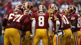 Washington Redskins Players Used To Take Shots Of Hennessy Before Games