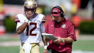 FSU Star QB Deondre Francois Blasts Jimbo Fisher On Twitter For Not Telling Him He Was Leaving For Texas A&M