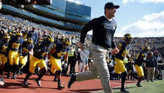 A Brewery Made A Beer Inspired By Jim Harbaugh's Iconic Khakis
