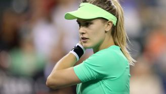 Genie Bouchard Will Go On Another Date With Super Bowl Bet Guy, At This Year's Super Bowl
