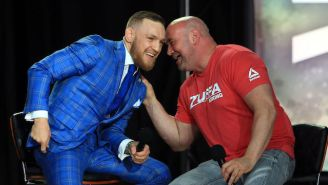 Dana White Threatens To Sue Manny Pacquiao For Discussing A Fight With Conor McGregor