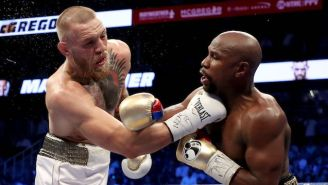 Mayweather Vs. McGregor Is Officially The Second-Most Watched Fight Of All Time