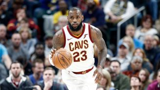 LeBron James Is Reportedly 'Pissed' The Cavs Picked Up Isaiah Thomas Instead Of Paul George And Eric Bledsoe